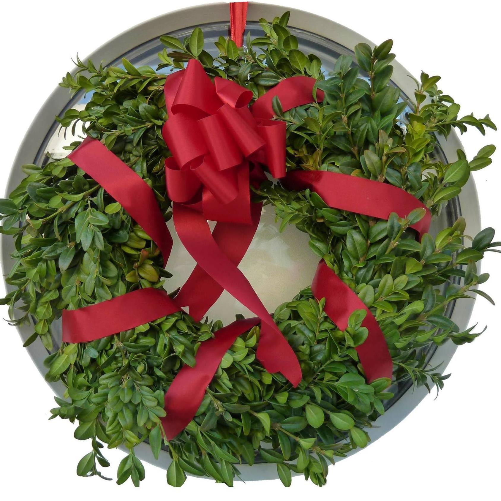 Julkransförsäljning och lotteri