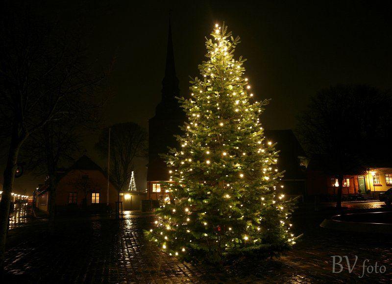 Julemarked på Gl Torv i Nysted
