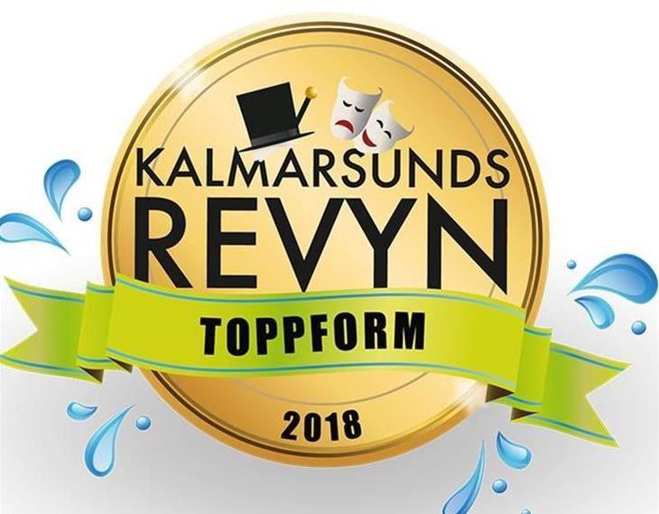 Kalmarsundsrevyn - TOPPFORM