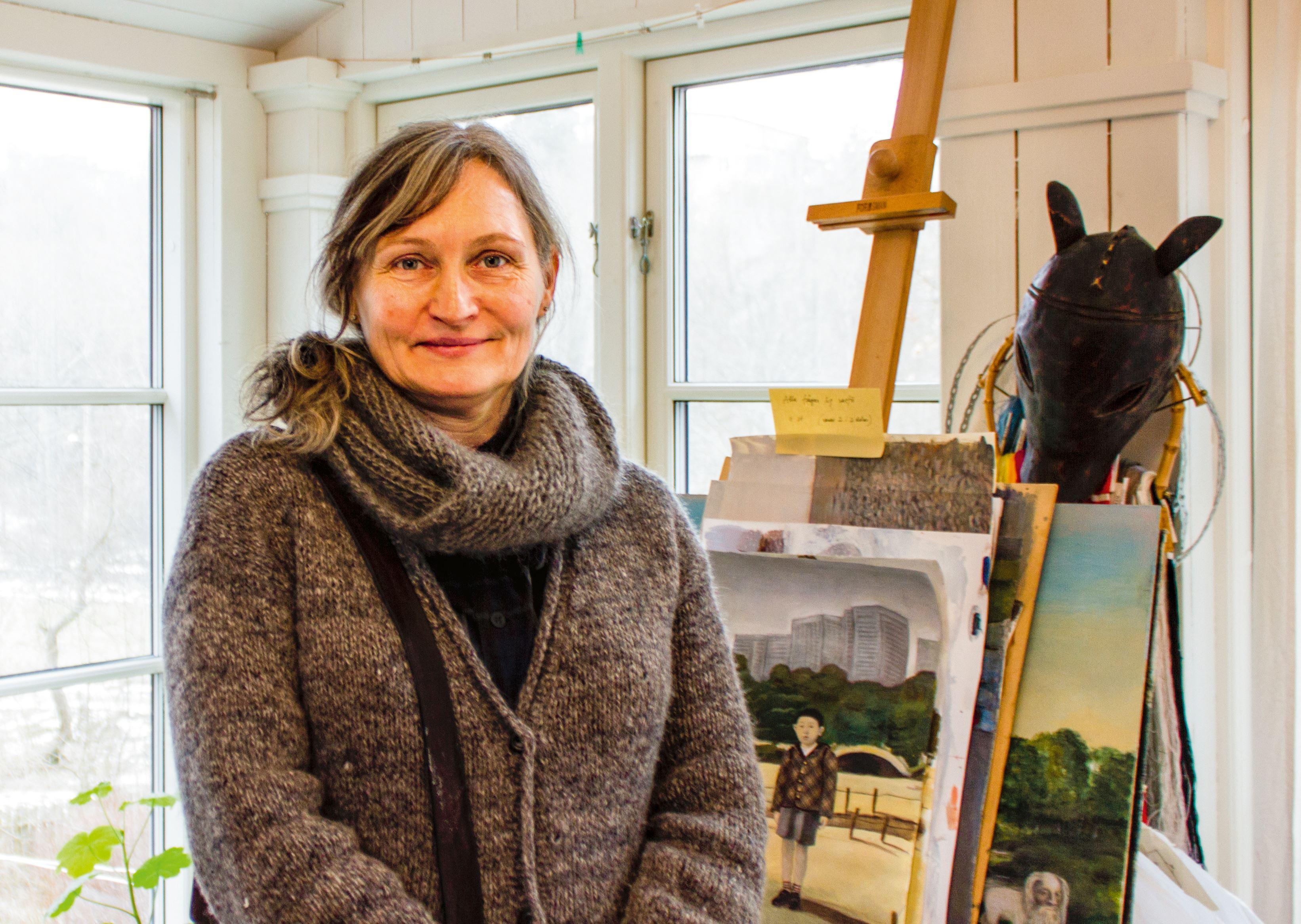 Anna Höglund: Konsten att överraska sig själv