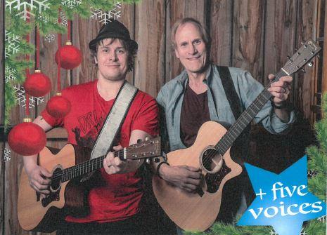 Julkonsert med Emil och Lasse Sigfridsson
