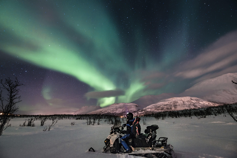 © ©Oliver Koch , Northern Lights Safari in Lyngen - Lyngen Experience