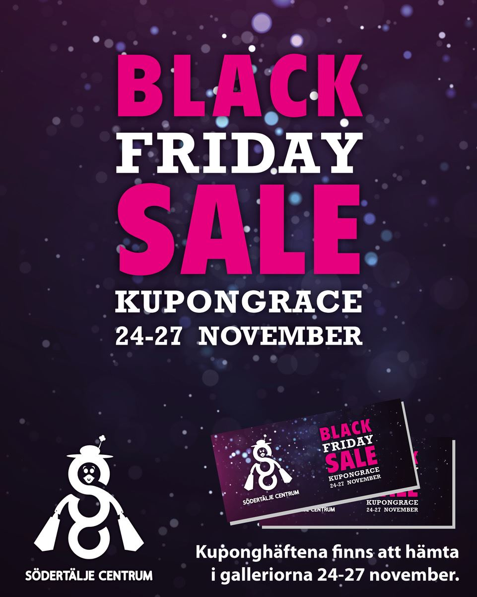 Black Friday - Kupongrace