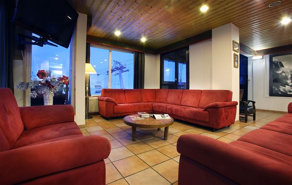 HOTEL LE VAL CHAVIERE***