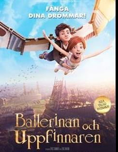 Biomatiné - Ballerinan och uppfinnaren (Sv.tal)