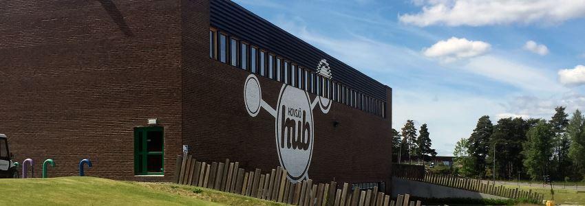 Hovsjö Bibliotek öppnar