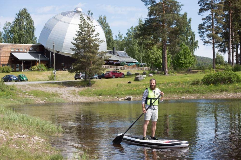 Äventyr på Sollefteå Camping