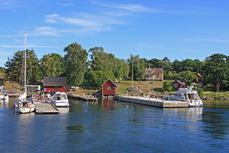 Boat tour Karlshamn-Tjärö