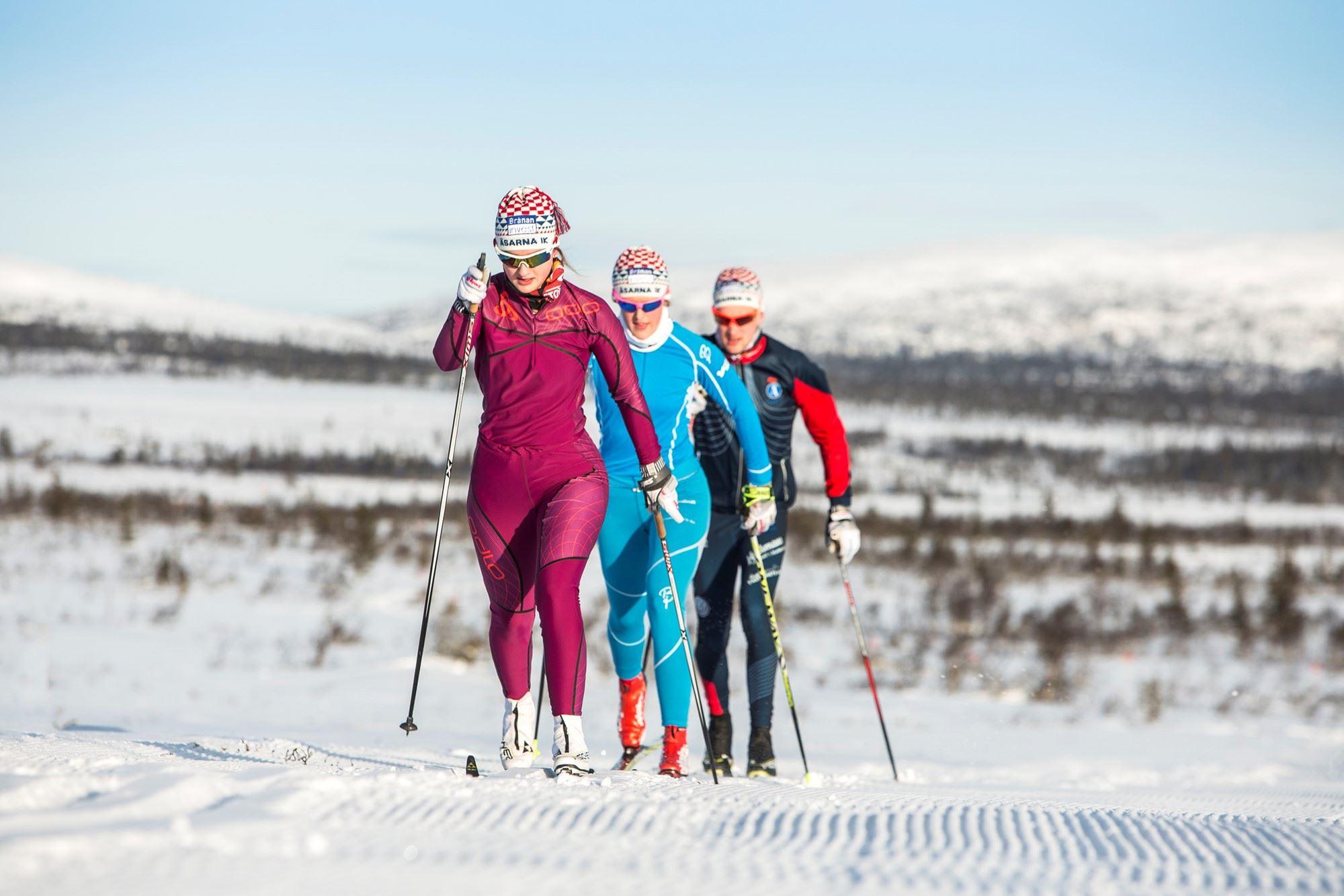 Cross Countrys Ski Equipment