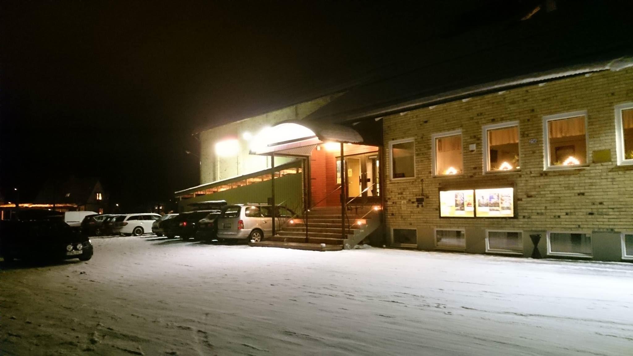 Bio på Folkets hus i Storuman