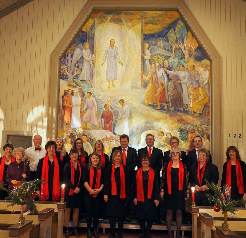 Daniel Svedmark,  © Daniel Svedmark, Julkonsert i Tärna kyrka