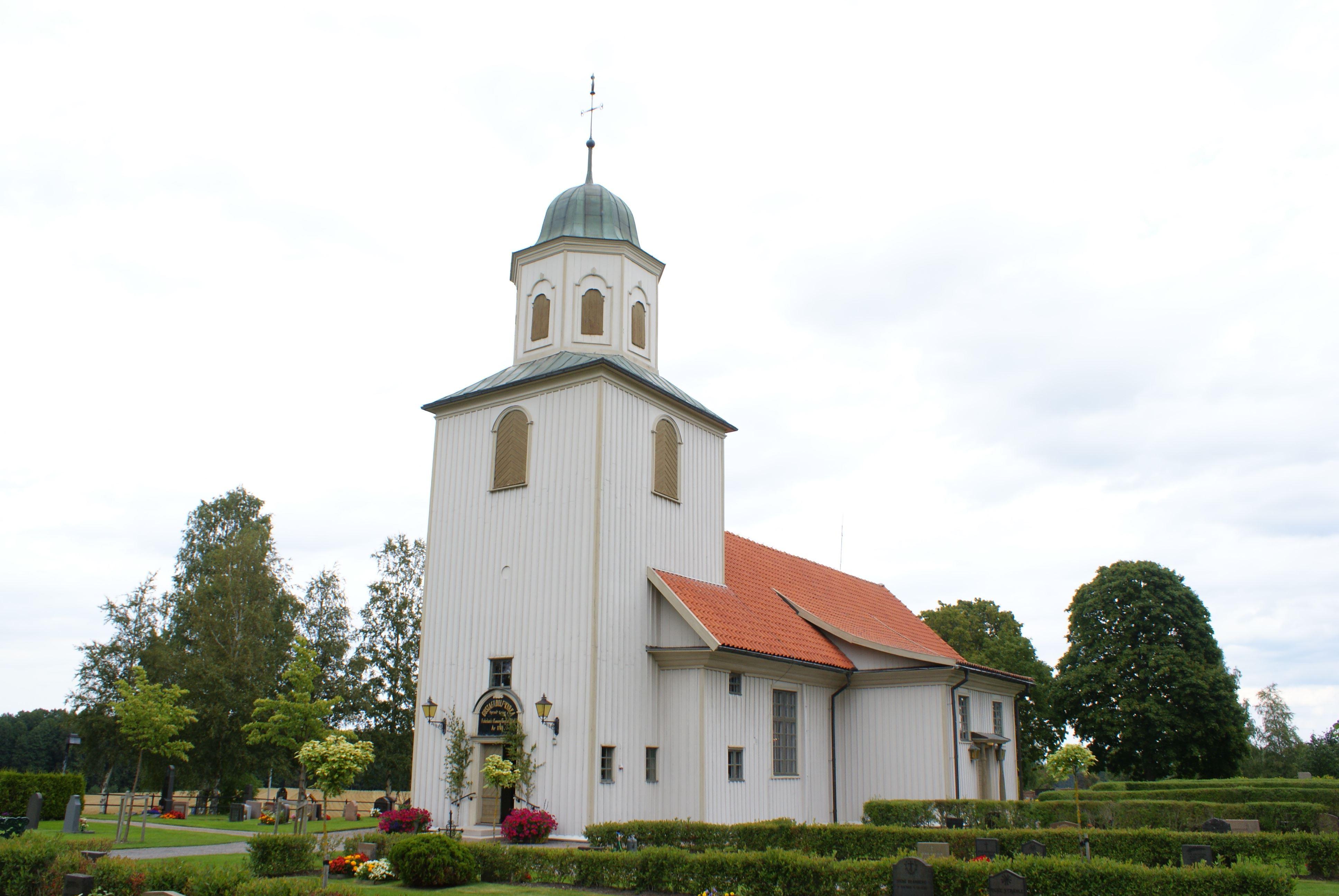 Nyårsbön i Gustav Adolfs kyrka