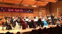 Musik: Nyårskonsert med Växjö stads symfoniorkester