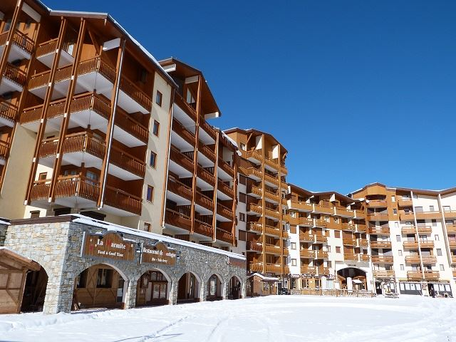 2 Pièces 4 pers ski au pied / Bellevue 17