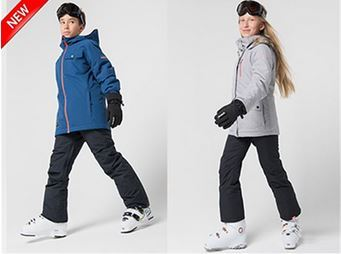 Kids' ski outfit 8-16 years old