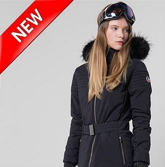 Women's ski outfit