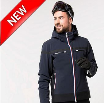 Men ski outfit