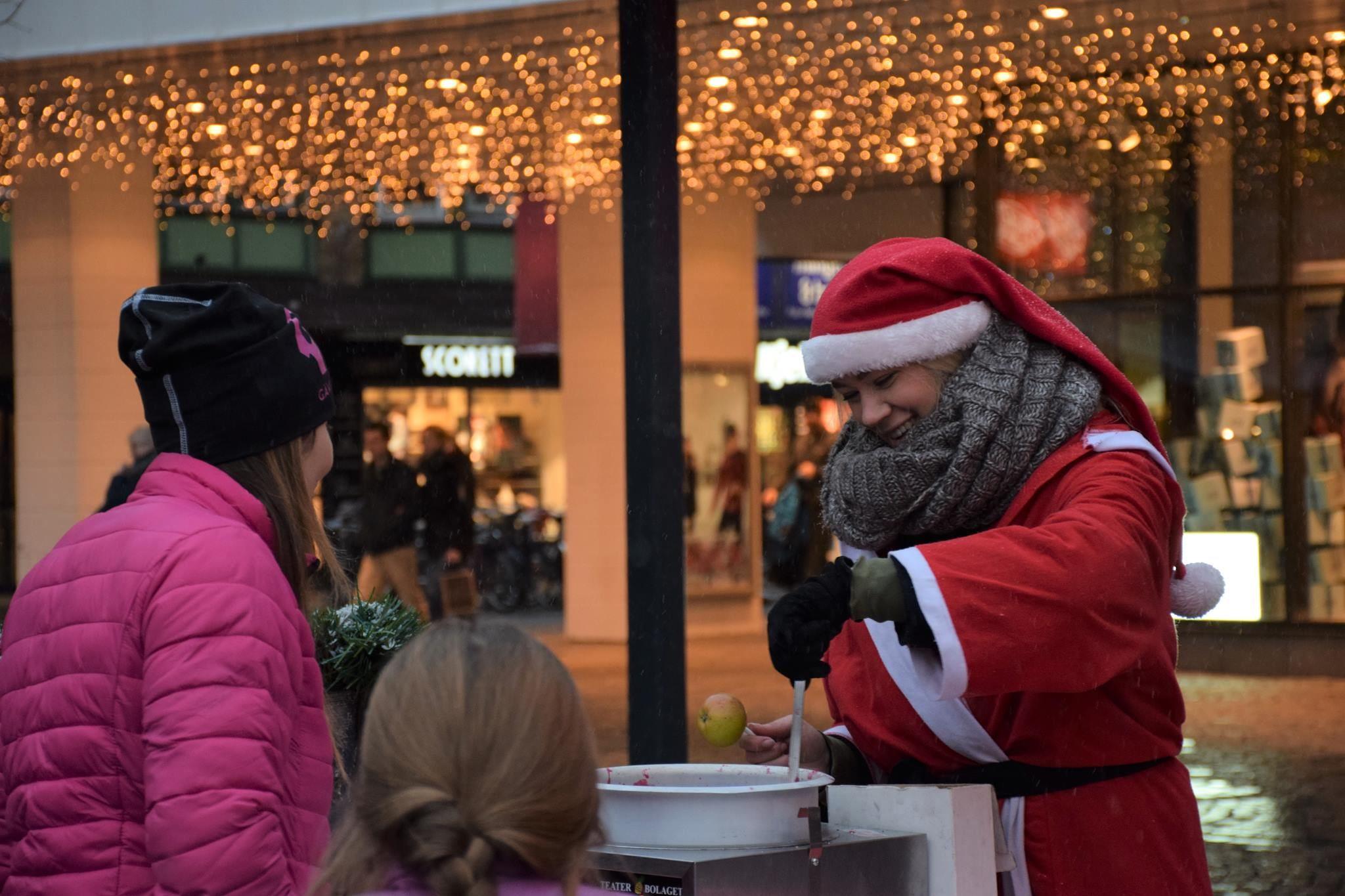Christmas Fun in Gävle City