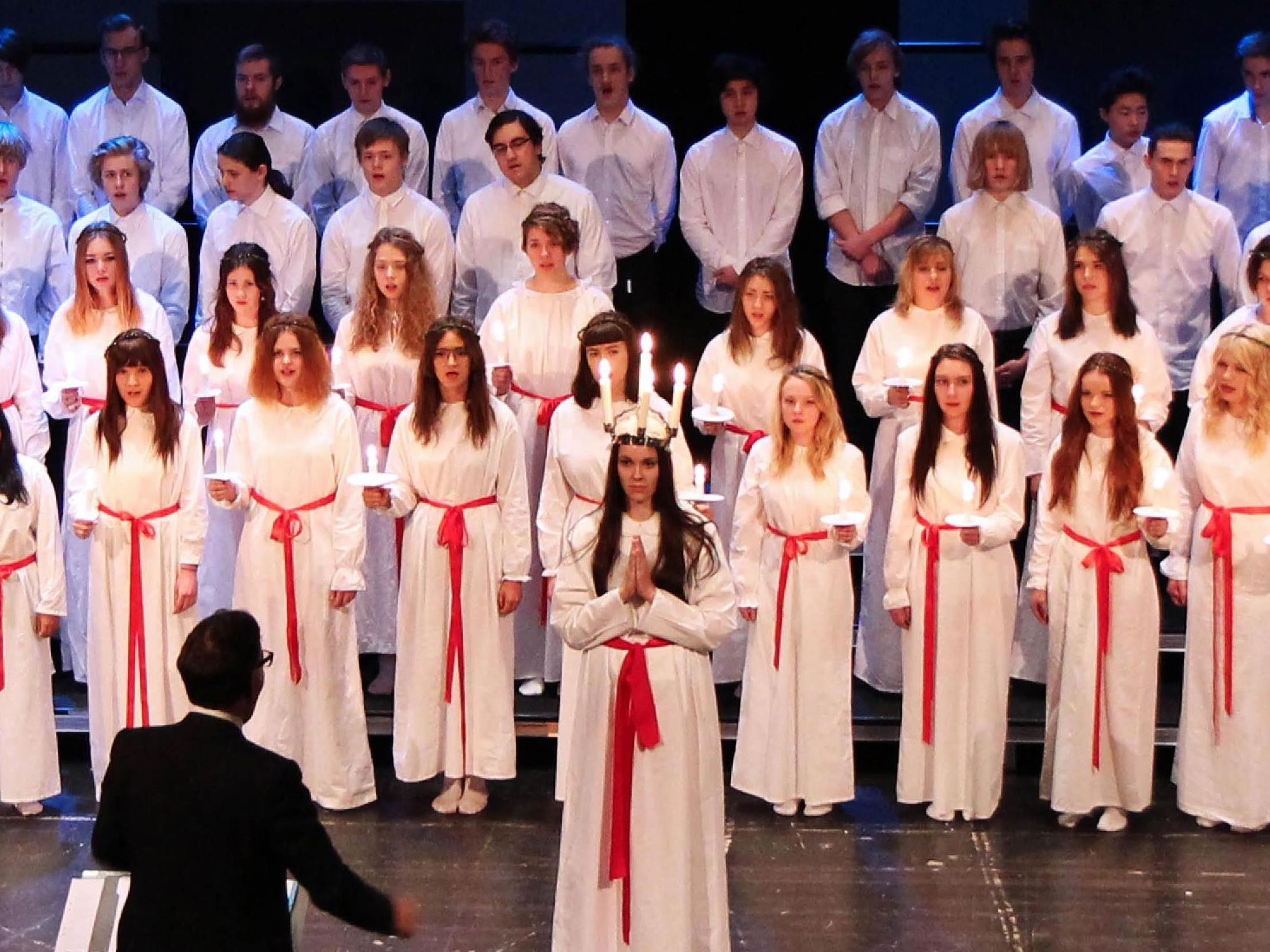 Saint Lucy Concert