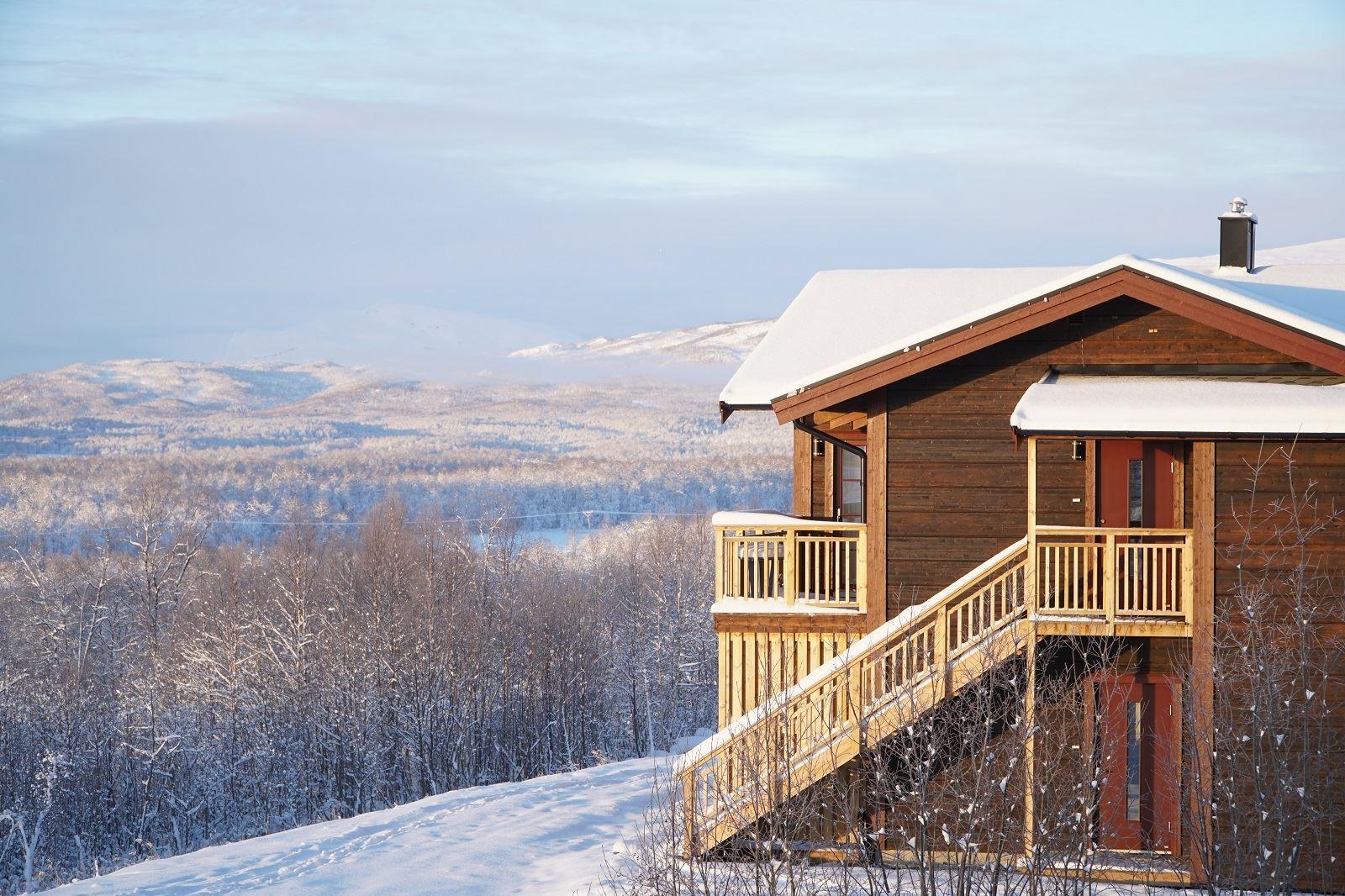 Hemavan Ski Lodge
