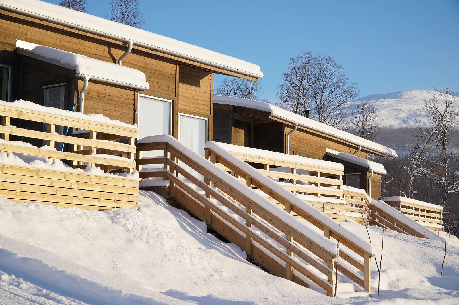 Snövallen 3 (8 beds)