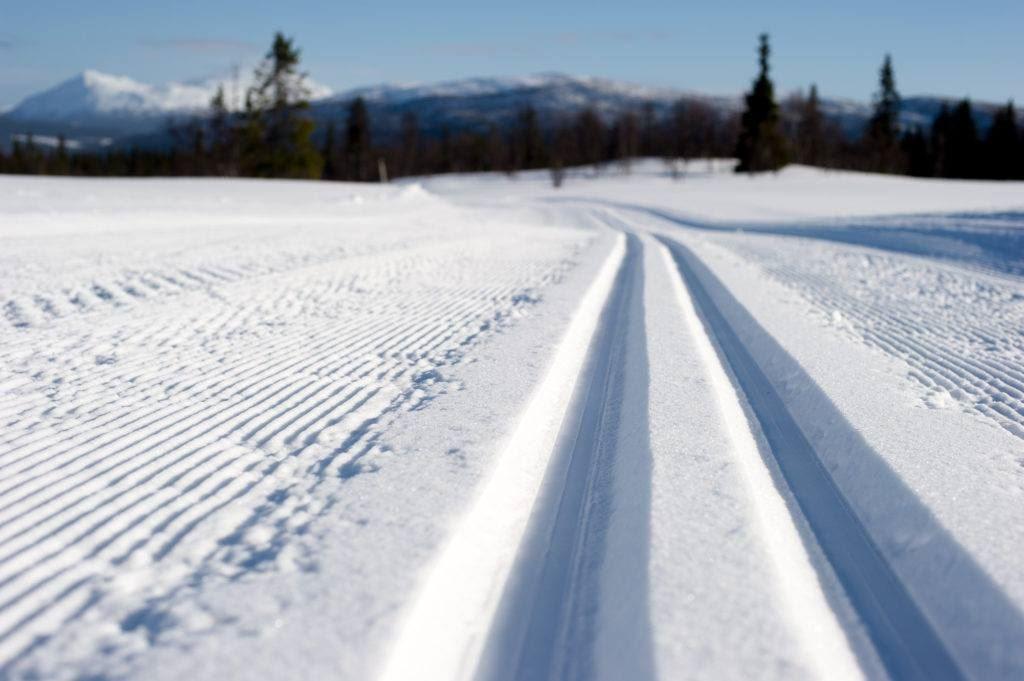Cross-country skiing race Fjällvindenloppet