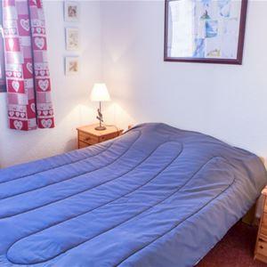 Lac du lou 506 - 2 rooms - 6 persons - 1 bronze snowflake