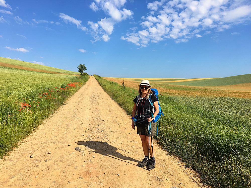 Vetgirig tisdag - Min pilgrimsvandring