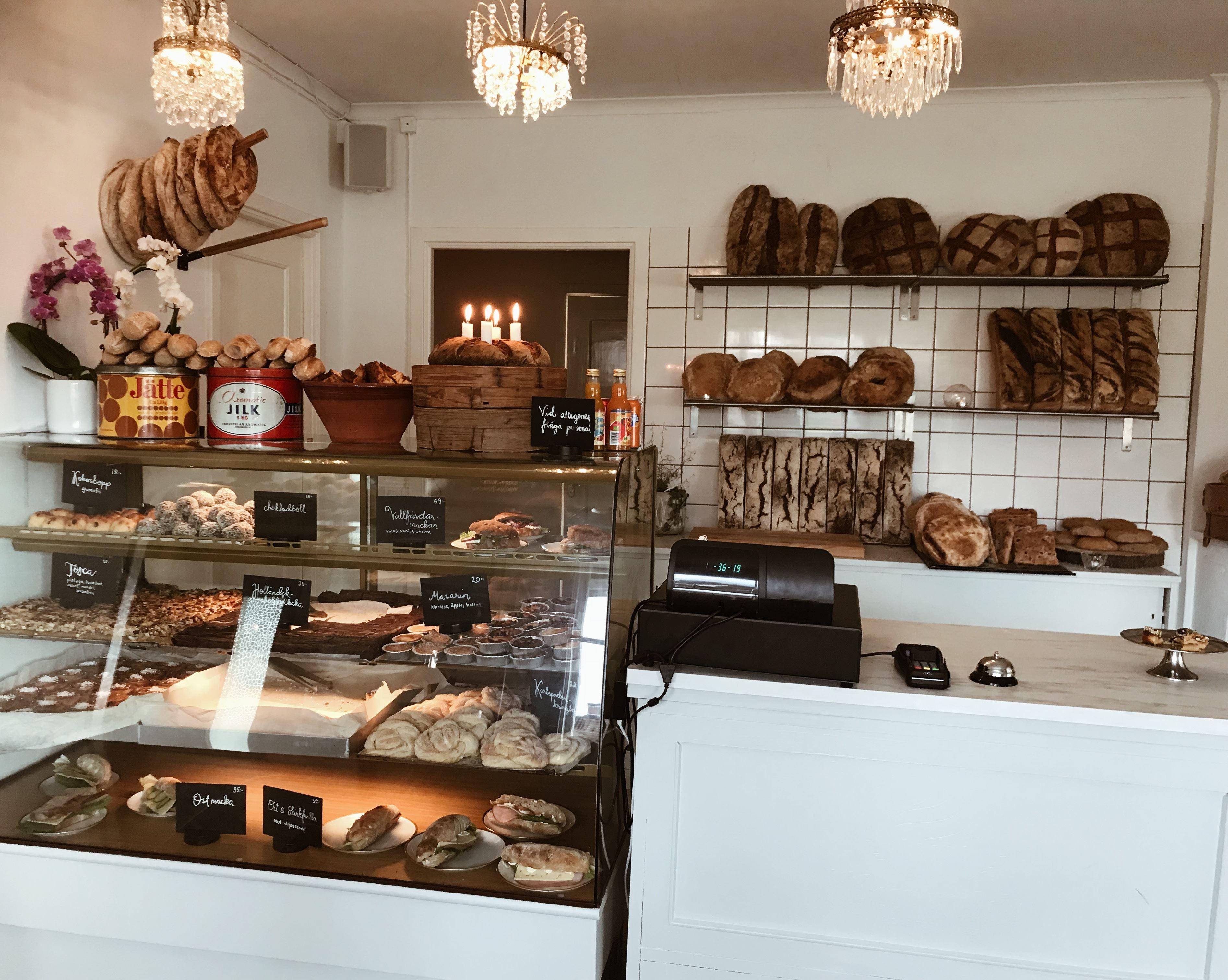 HeddaGretas Café & Stenugnsbageri
