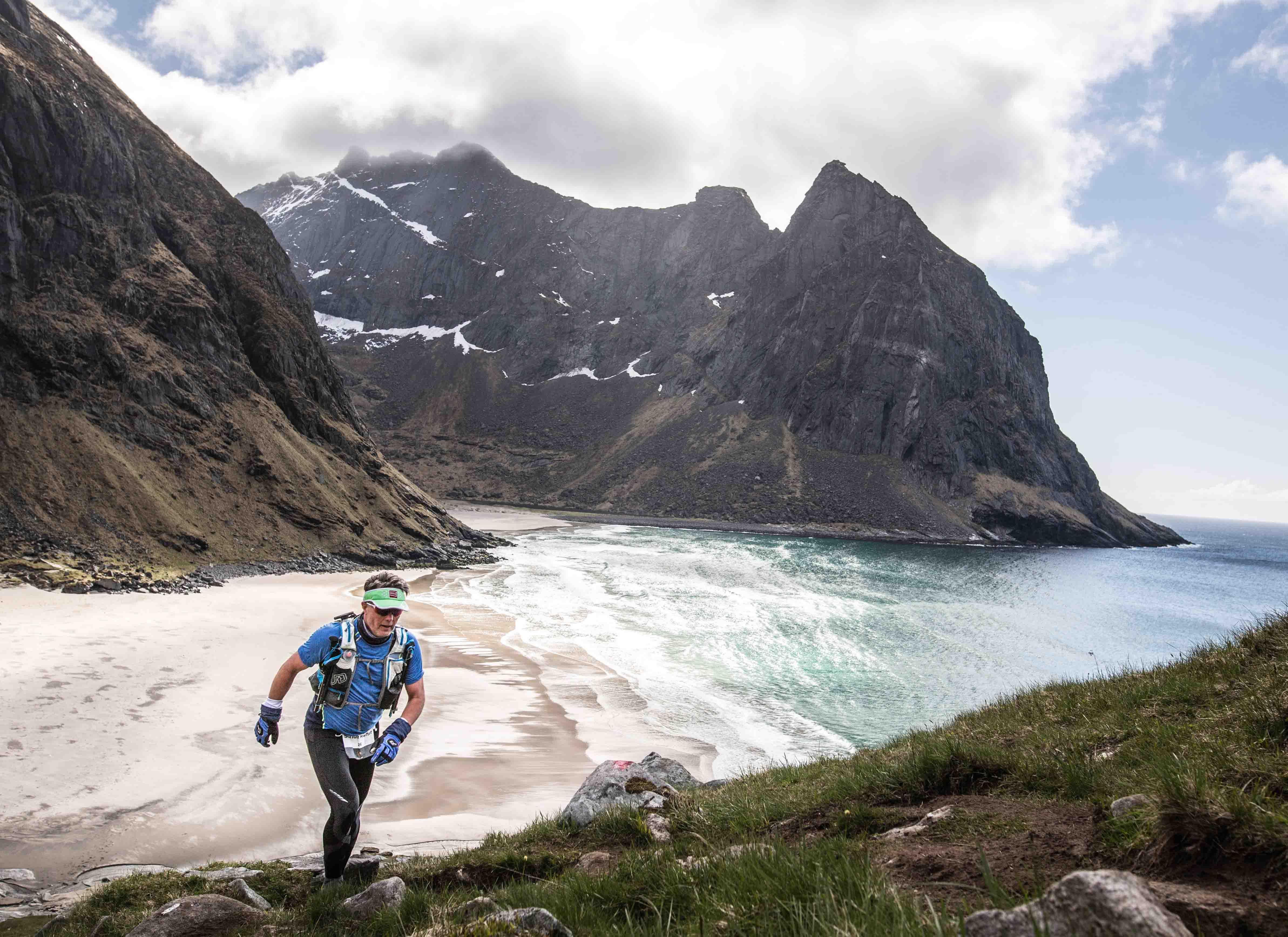 © Photo: Alexis Berg, Lofoten Ultra-Trail // The Arctic Triple