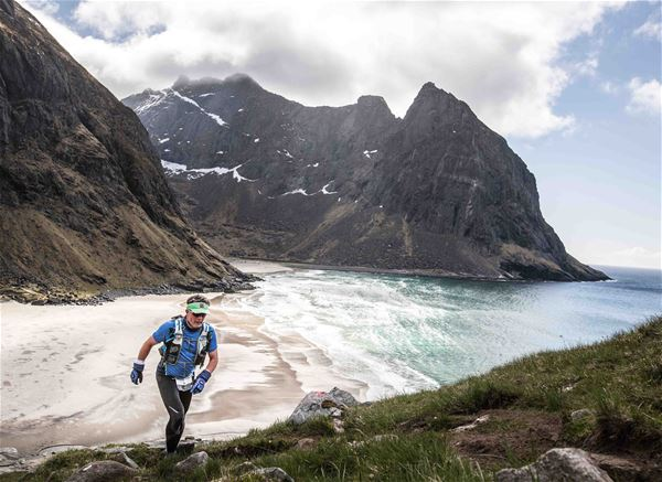 © Photo: Alexis Berg, Lofoten Ultra-Trail // The Arctic Triple