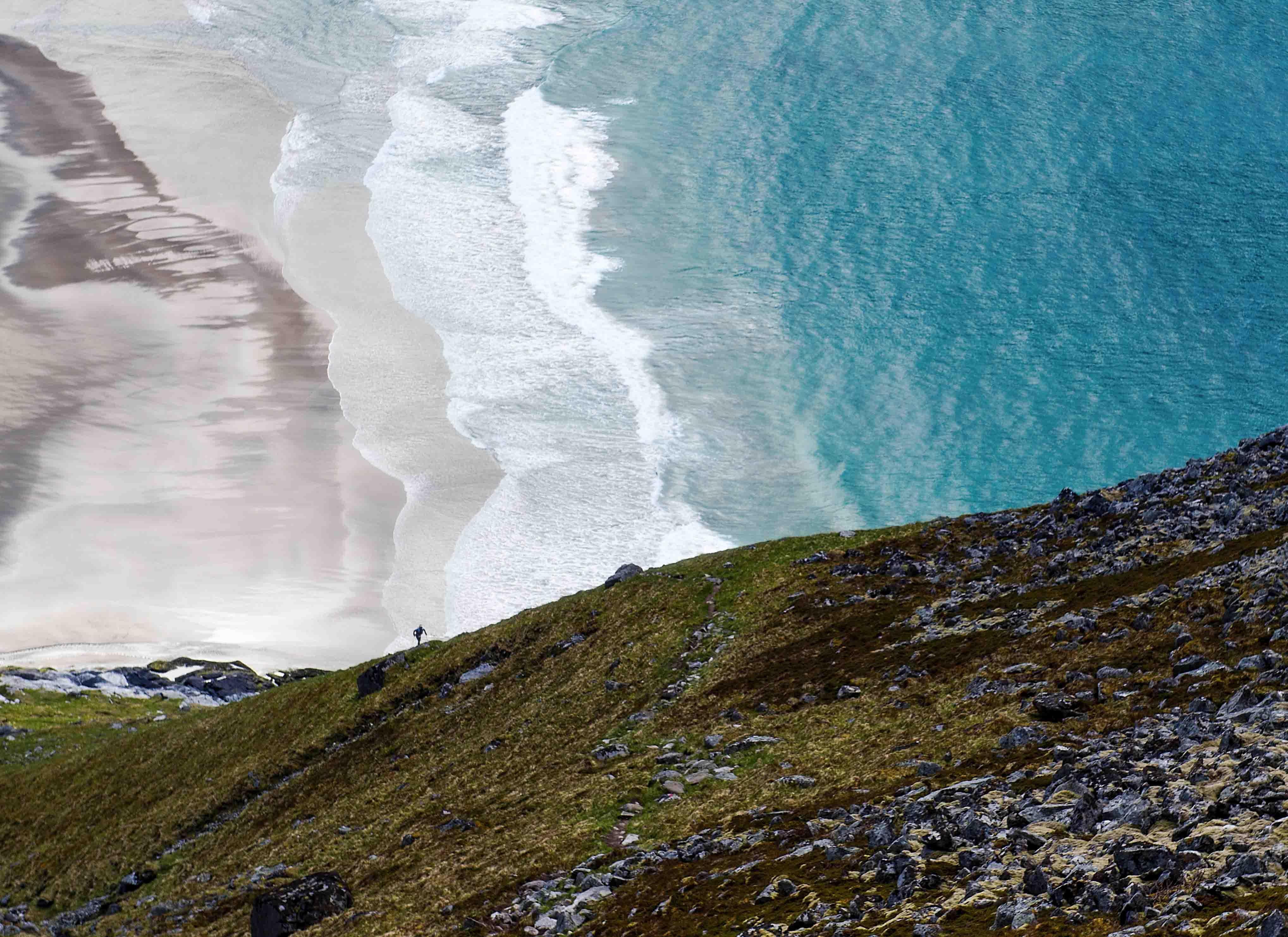 © Photo: Kai-Otto Melau, Lofoten Ultra-Trail // The Arctic Triple