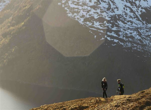 © Photo: Kai-Otto Melau, Lofoten Ultra-Trail // The Arctic Triple