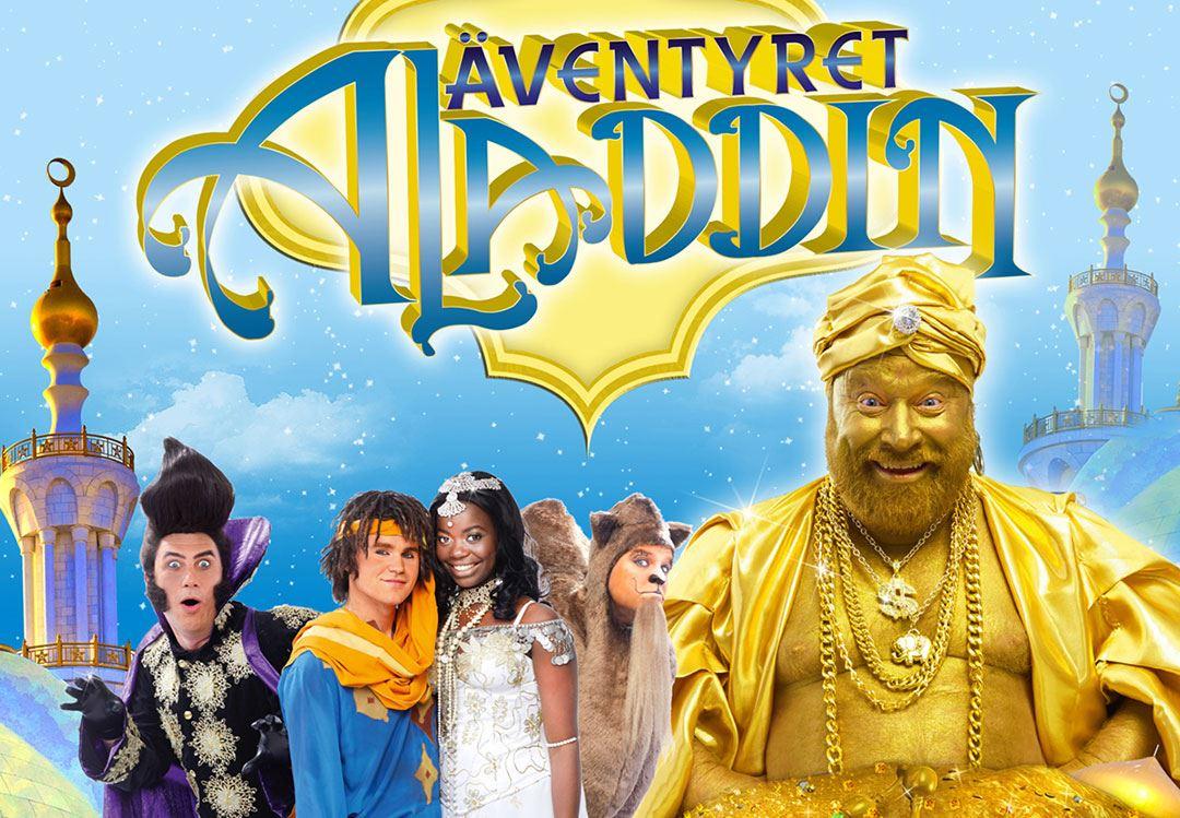 Musical Aladdin