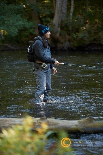 Casting course for double handed rod, 1 day