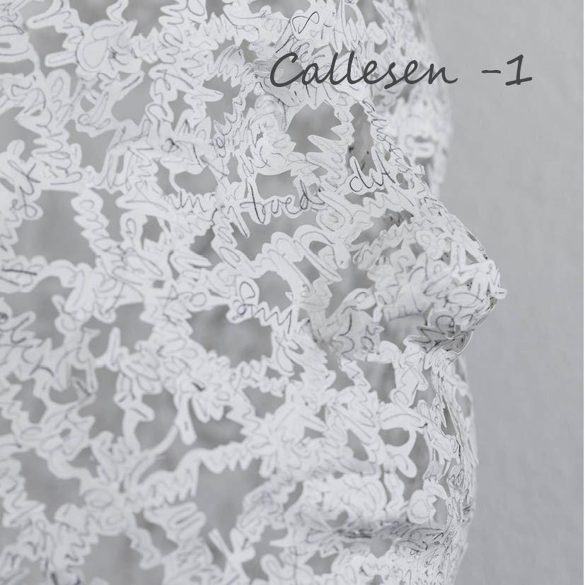 Peter Callesen,  © Peter Callesen, Trouble Head
