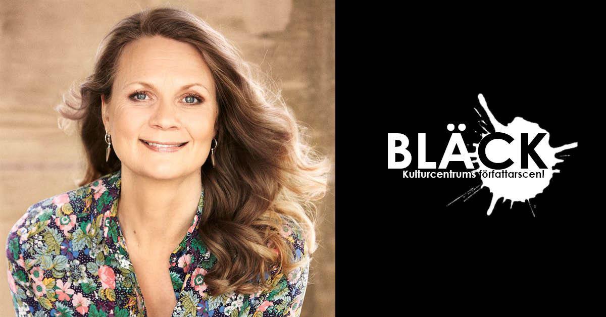 Anna-Lena Ahlström, BLÄCK författarscen: Moa Herngren