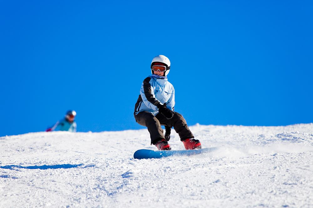 Snowboard Barn (-6 år)