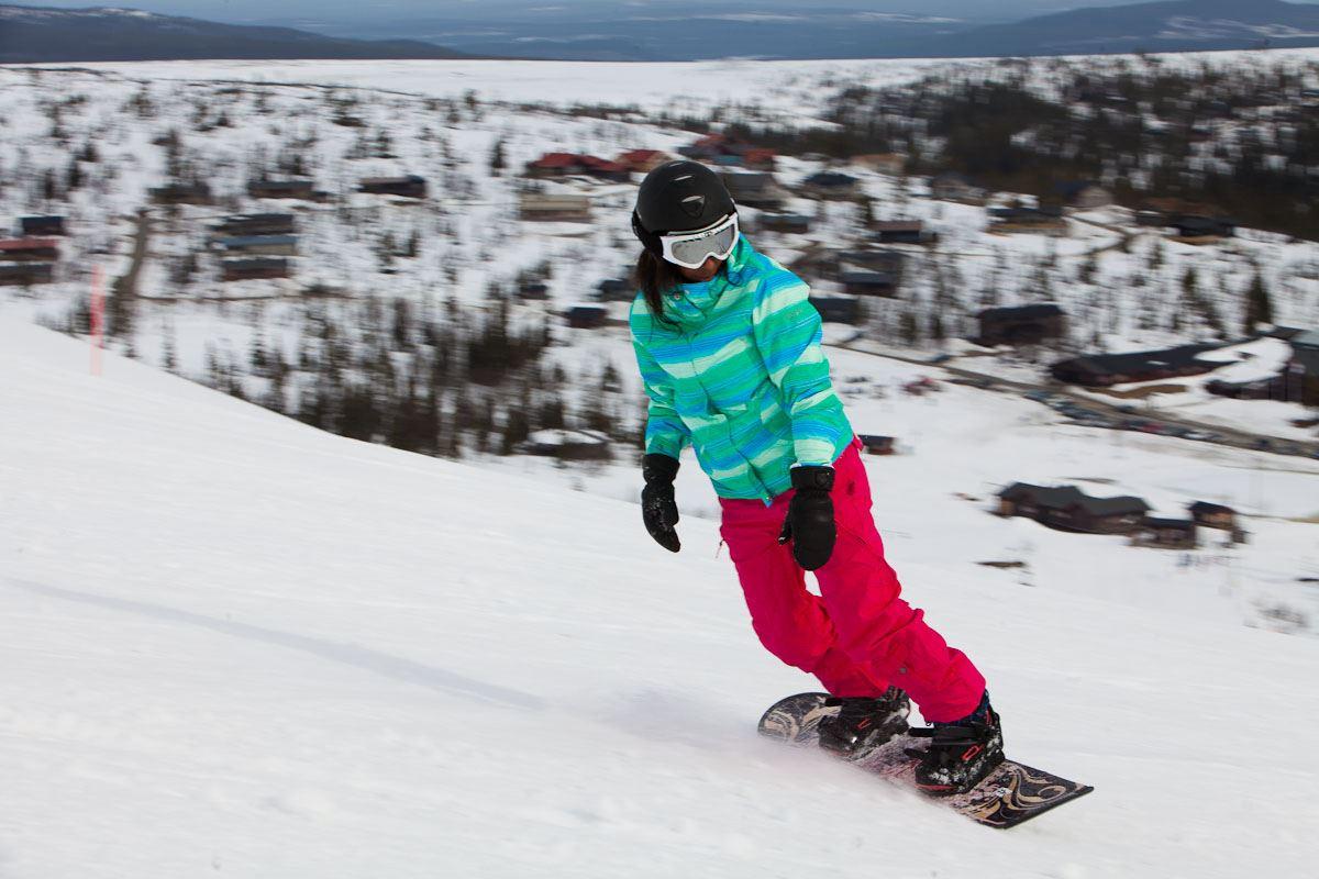 Snowboard Vuxen