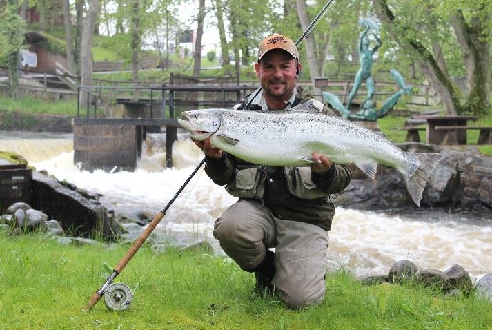 May salmon in Mörrum, 3 nights (2 occasions 9-12 may & 23-26 may)