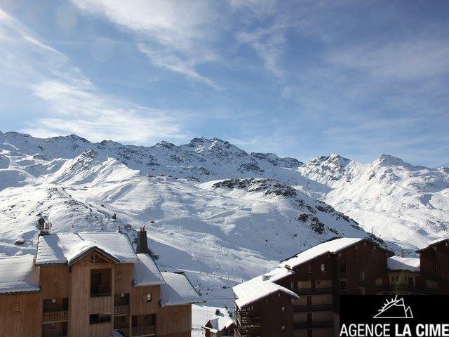 LES CIMES DE CARON 1501 / STUDIO 4 PEOPLE - 1 SNOWFLAKE BRONZE - CI