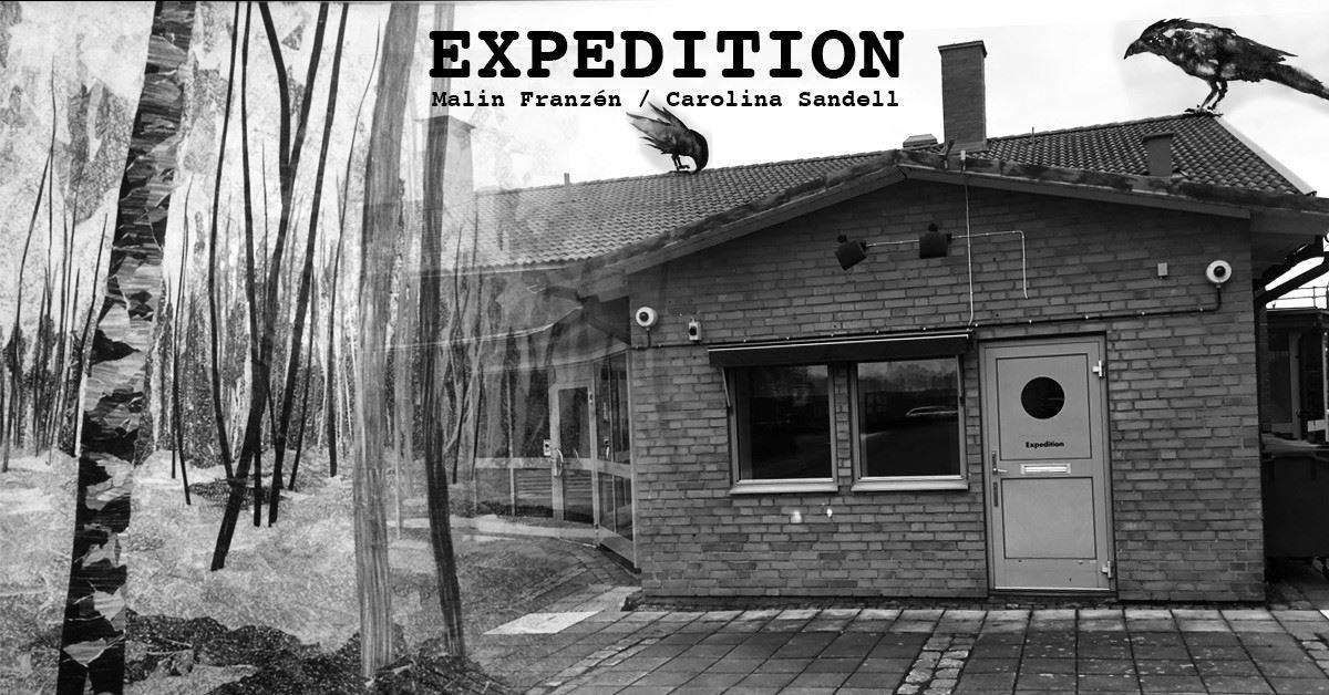 Expedition - en konstutställning vid stationen i Habo