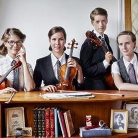 Musiccafeserien - Vindla String Quartet