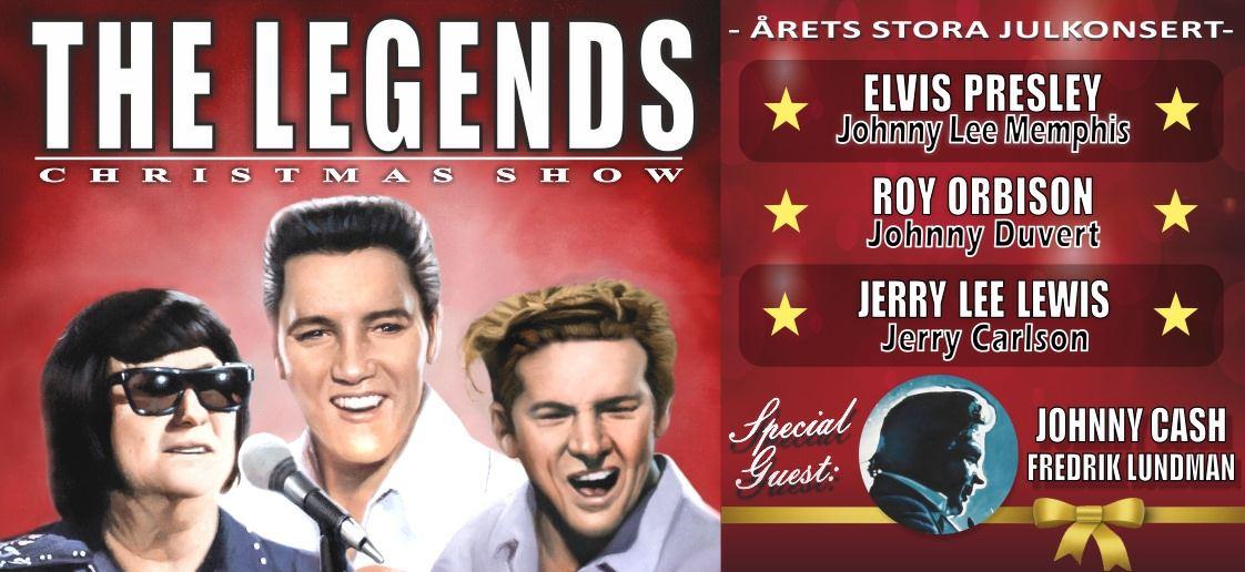 The Legends Christmas Show