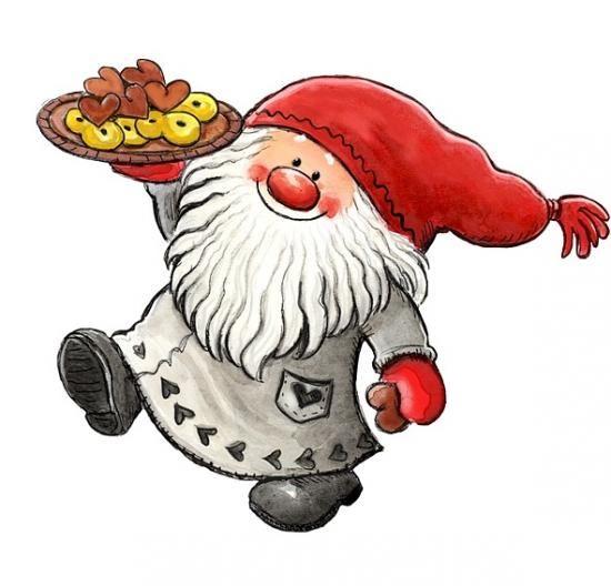 Julmarknad på Slipstenstorget
