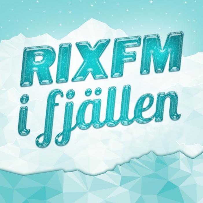 RIX FM i Fjällen