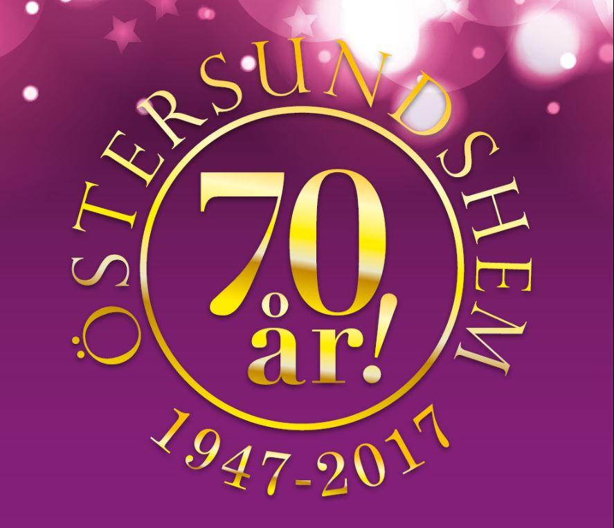 Östersundshem firar 70 år