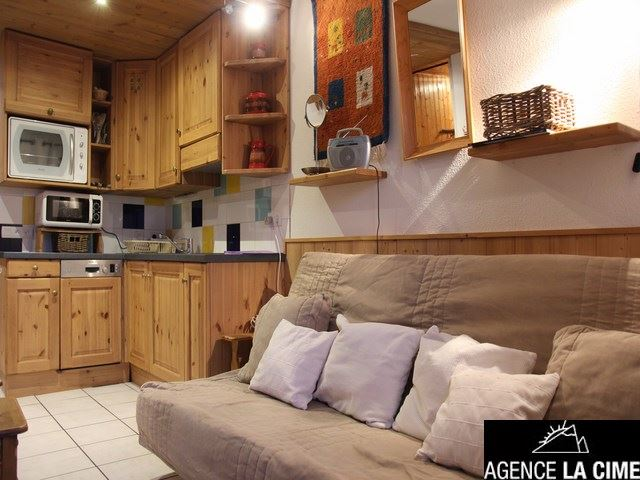 LA VANOISE 753 / 2 ROOMS 4 PEOPLE - 3 SNOW FLAKES GOLD - CI