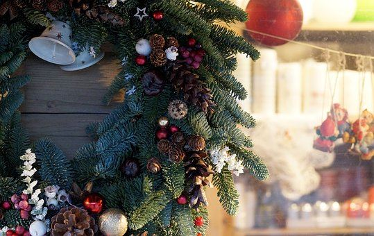 Julmarknad i Hembygdsparken