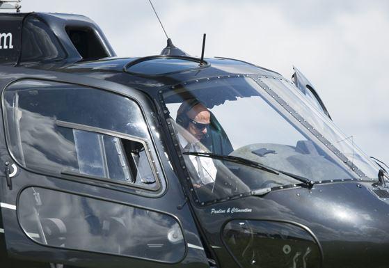 Survols en Hélicoptère